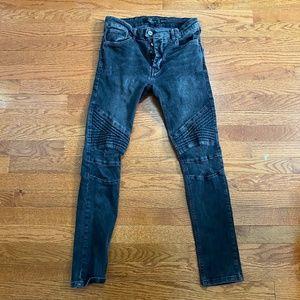Zara Man - Distressed Skinny Fit Jeans 32x27